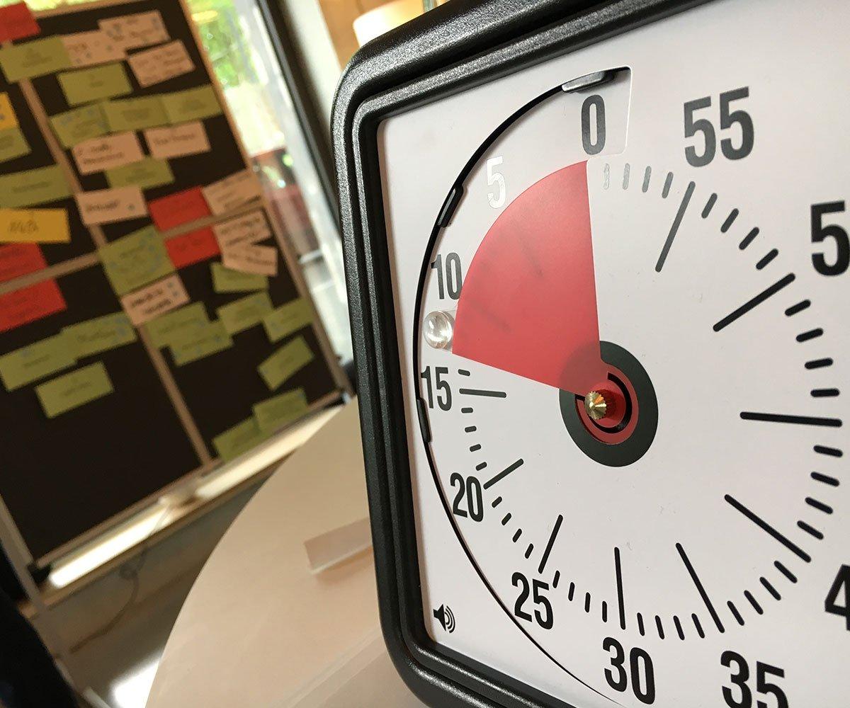 Arbeiten im Startup Mode bringt schnell Ergebnisse