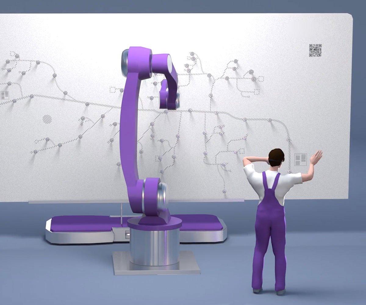 3D-Druck, Augmented & Virtual Reality plus Robotik